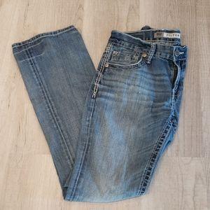BKE Fulton Bootcut Jean's
